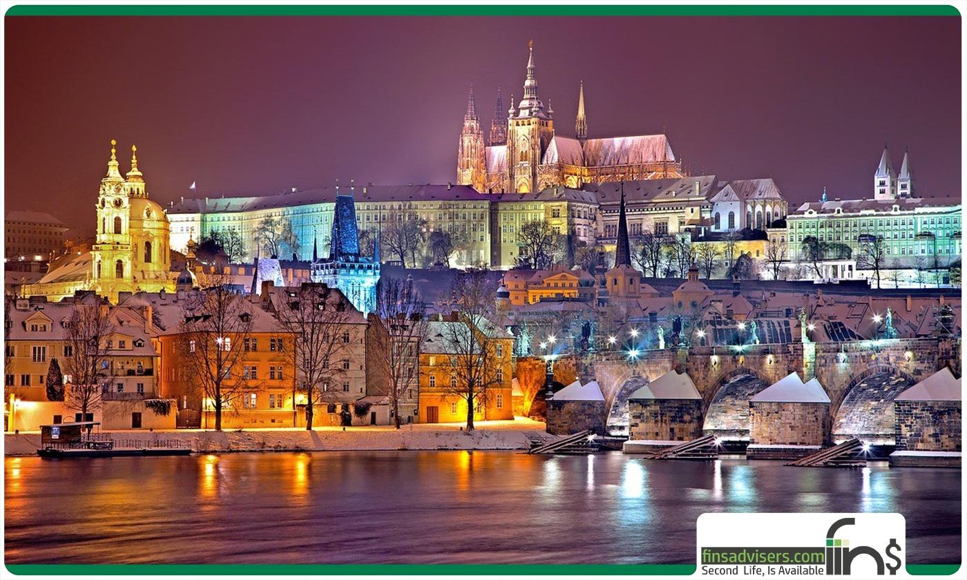 پراگ عروس اروپا