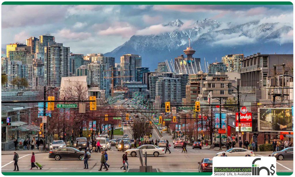 ونکوور، بندر باران و مه (زندگی در کانادا)