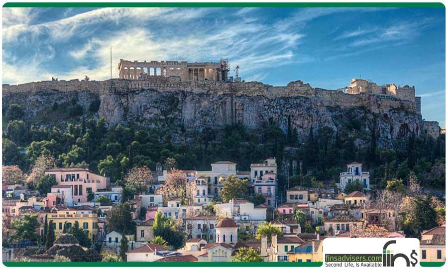 اخذ اقامت یونان از طریق خرید ملک چیست؟