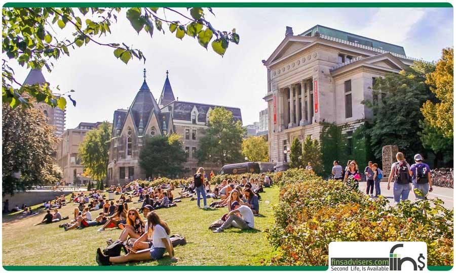 مراحل درخواست ویزای تحصیلی کانادا