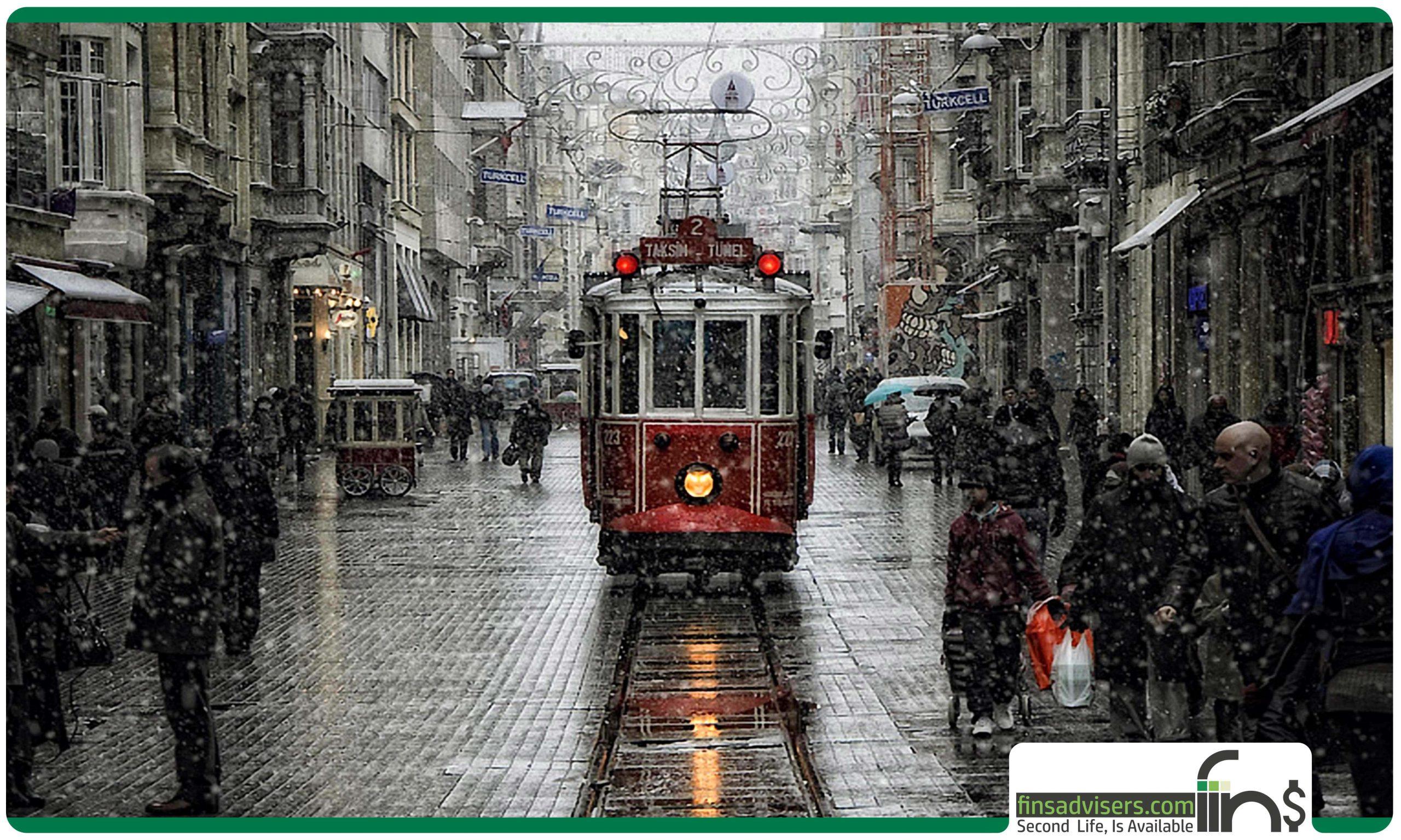 اخذ اقامت و پاسپورت ترکیه با خرید ملک