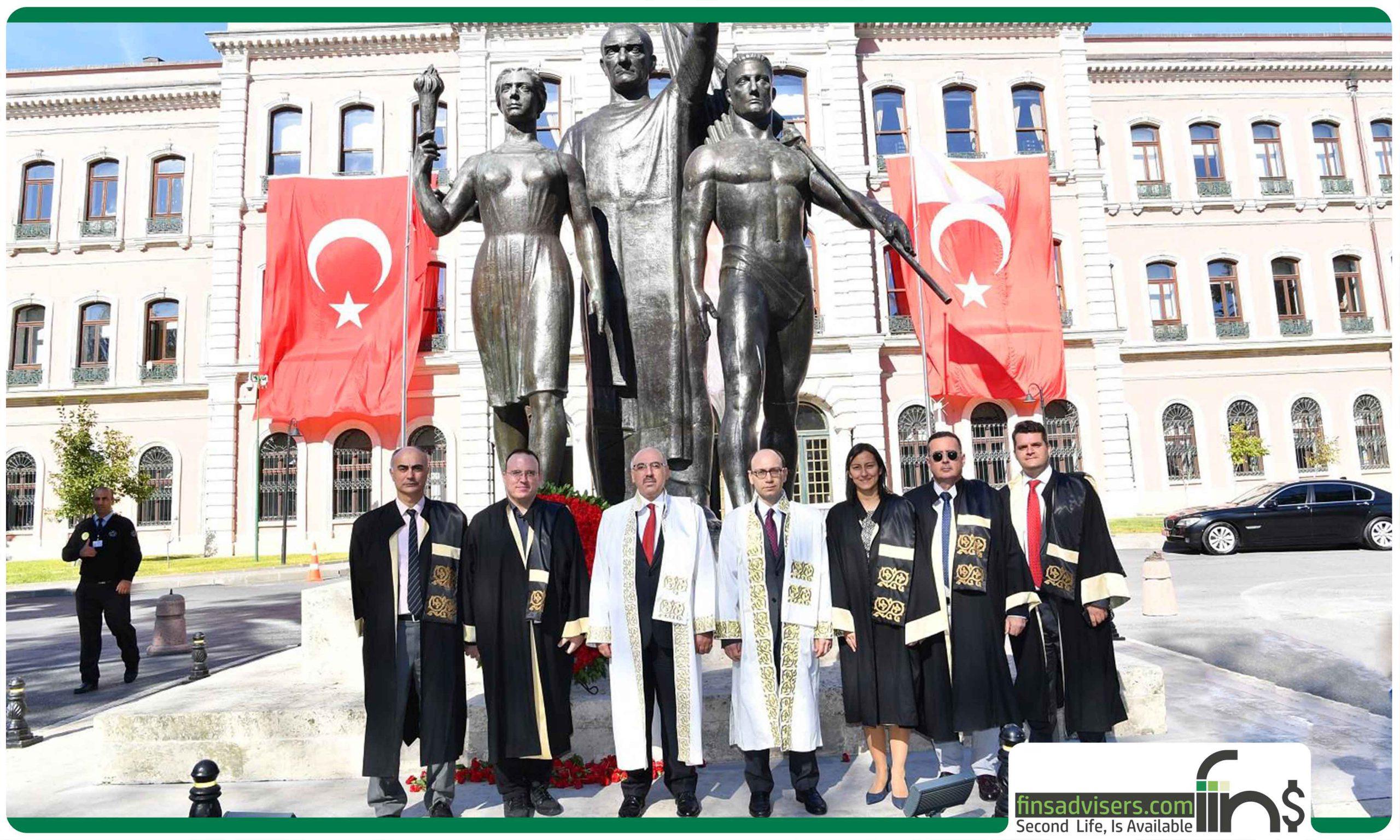 تحصیل رایگان در ترکیه