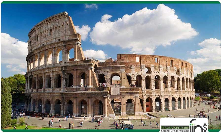 رُم، ایتالیا