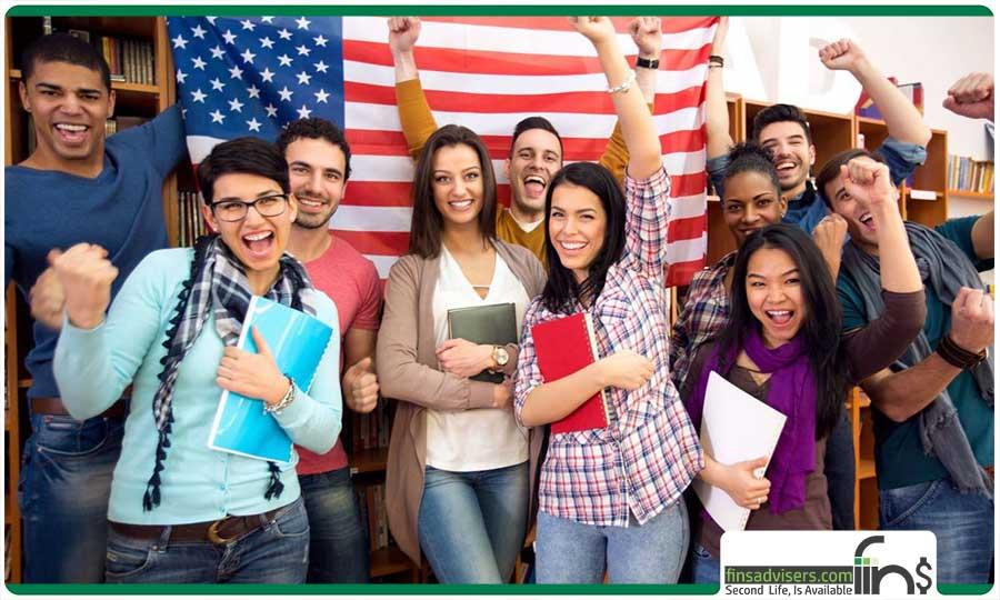 تحصیل و اشتغال یابی در ایالات متحده امریکا