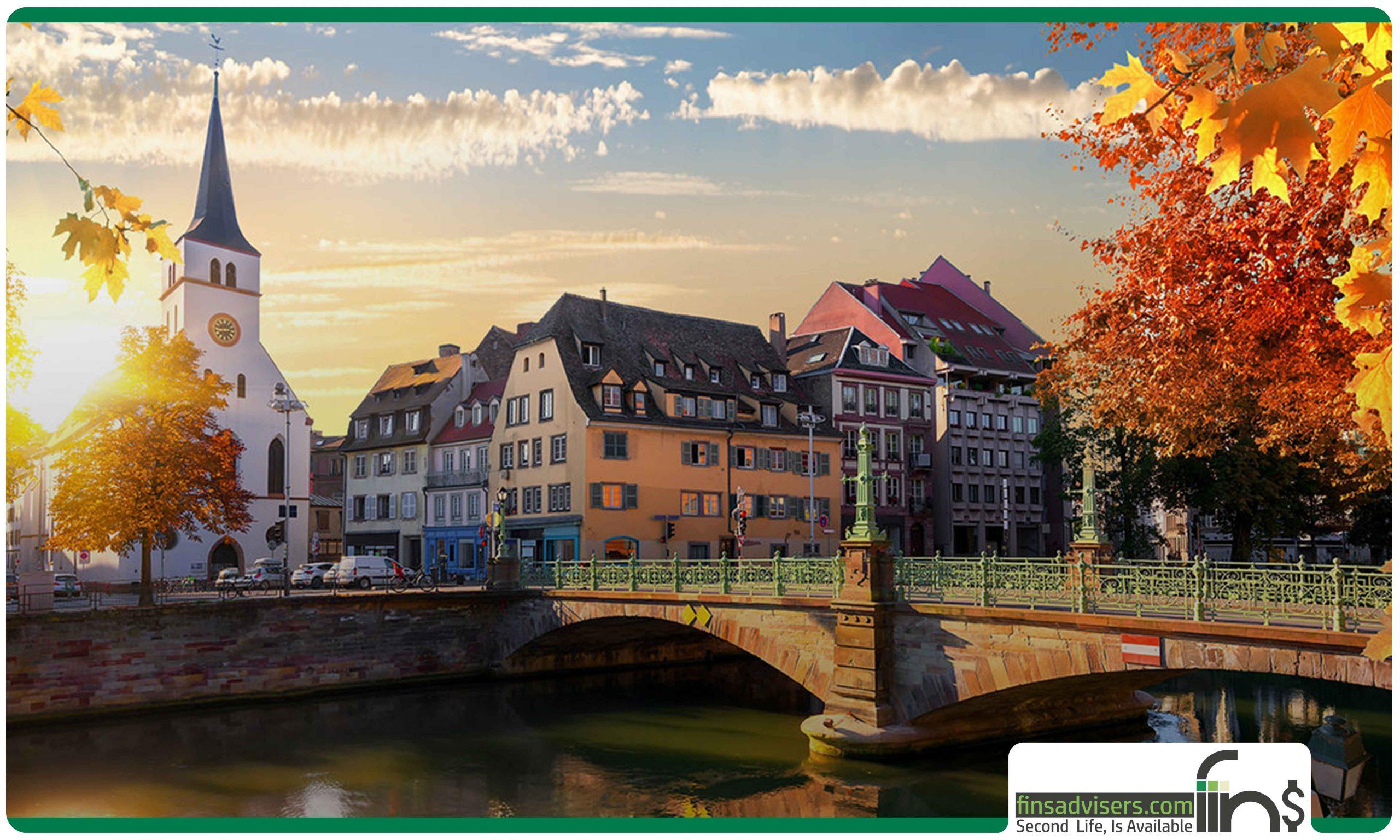 استراسبورگ، چهارراه اروپا