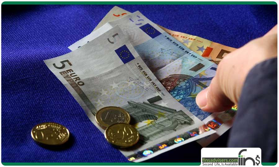 متوسط حقوق و دستمزد در کشورهای عضوء اتحادیه اروپا در سال 2020