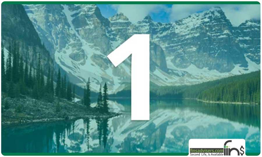 رتبه اول: کشور کانادا