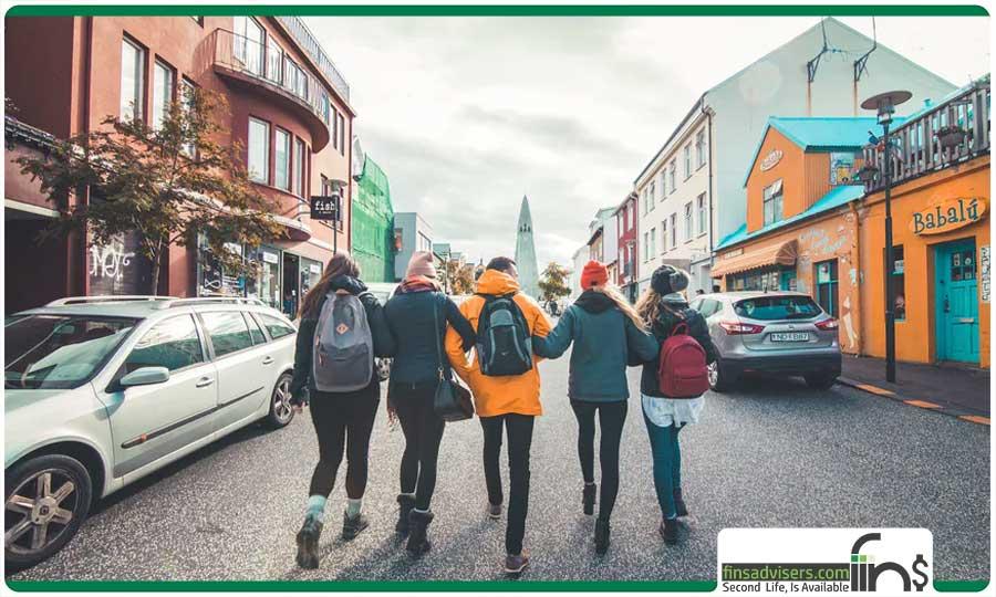 رفتن به ایسلند با ویزای دانشجویی