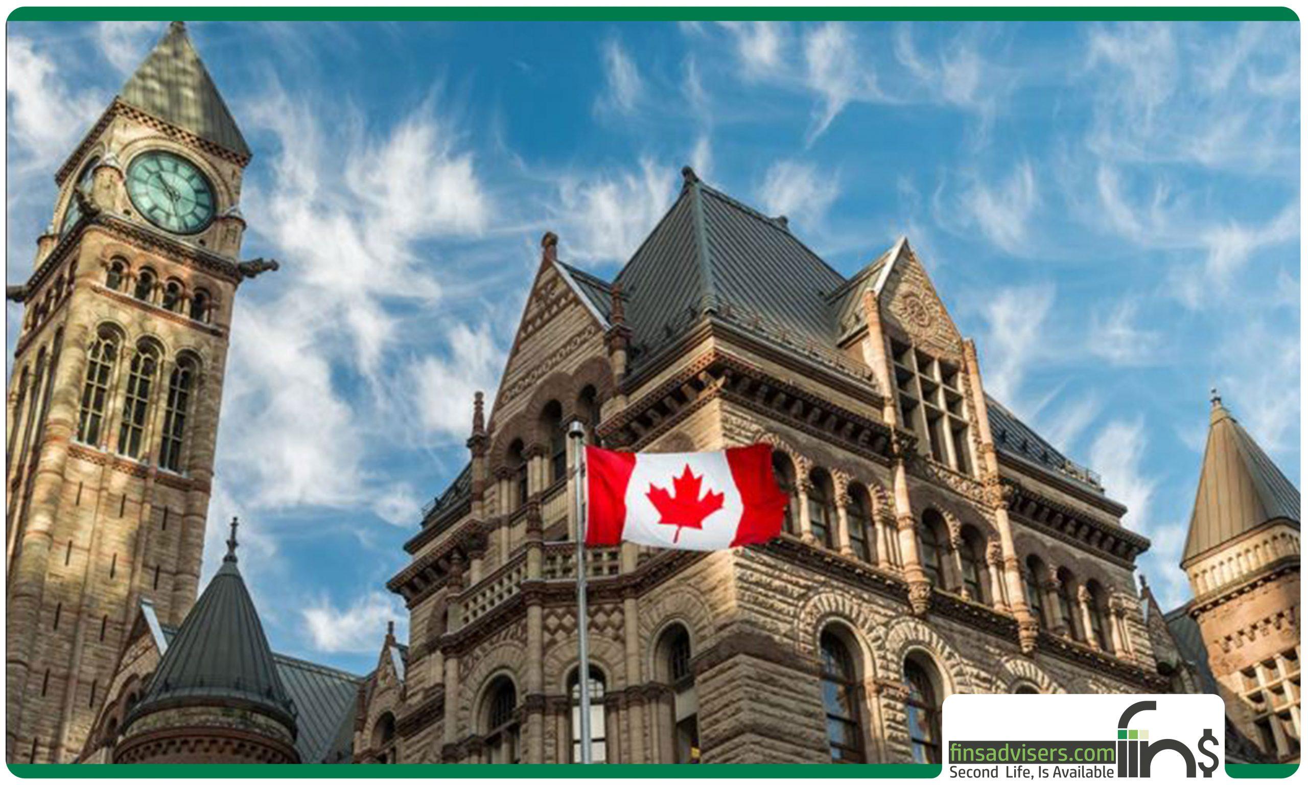 پست بک کانادا