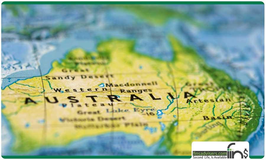 مساحت استرالیا