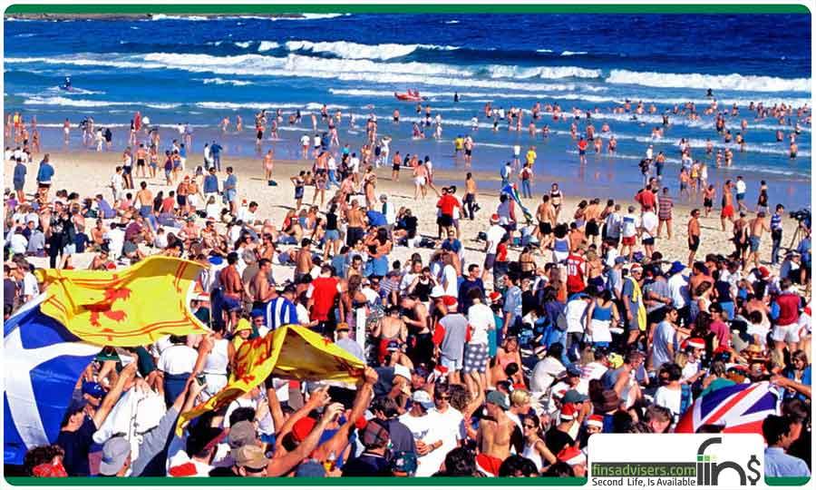 تعطیلات استرالیا