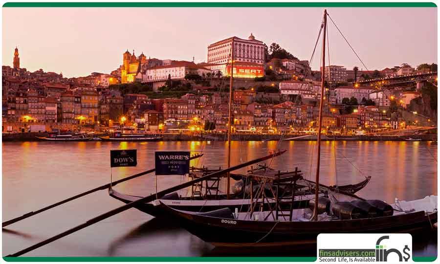 تحصیل در شهر پورتو پرتغال