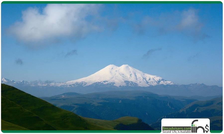 کوه البروس (Elbrus)