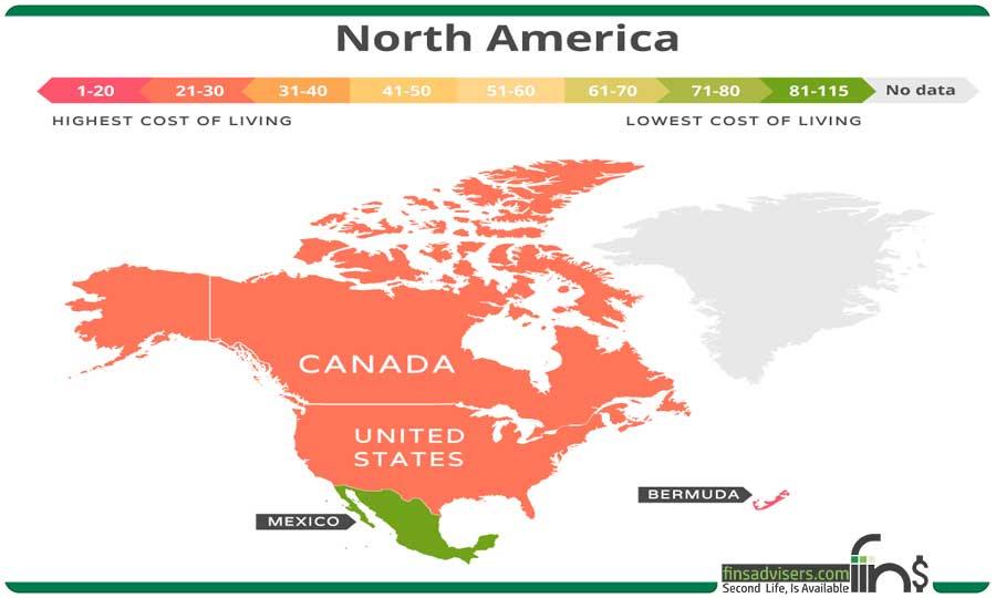 آمریکا شمالی