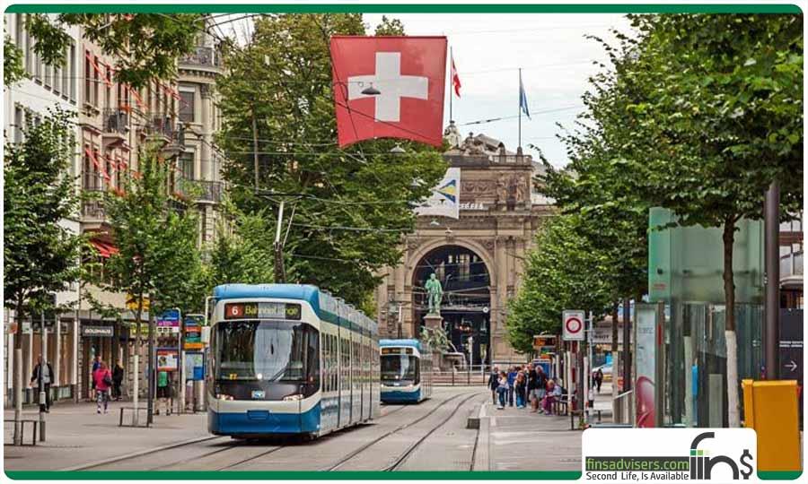 حمل و نقل عمومی در سوئیس