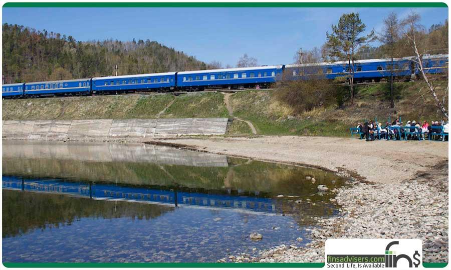 راه¬آهن ترانس – سیبری (Trans-Siberian)