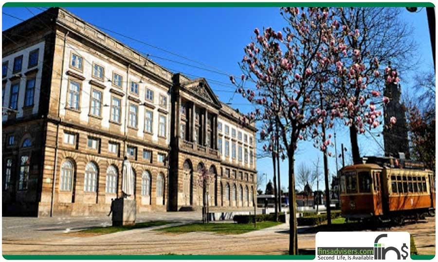 دانشگاه پورتو پرتغال