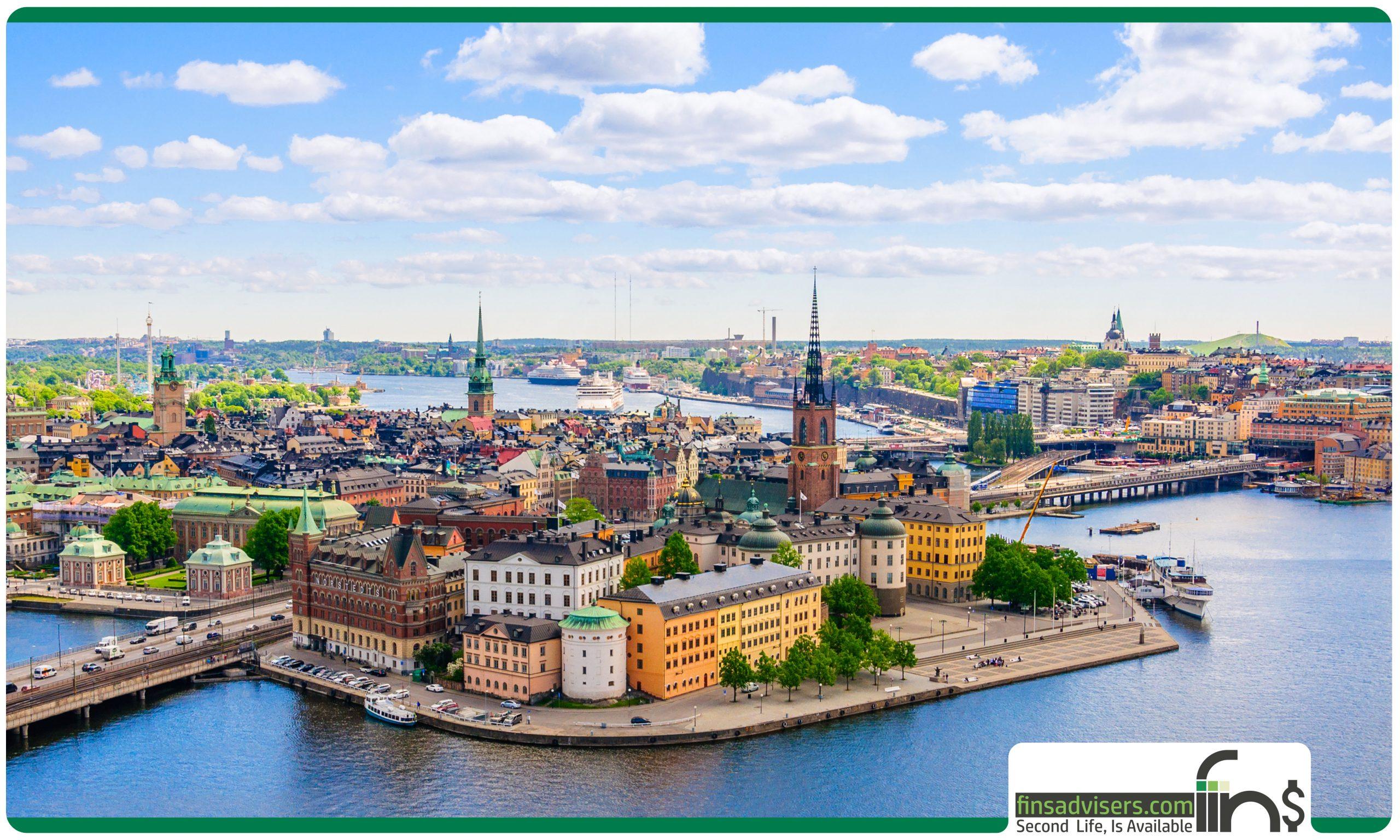 ثبت شرکت و اخذ اقامت سوئد
