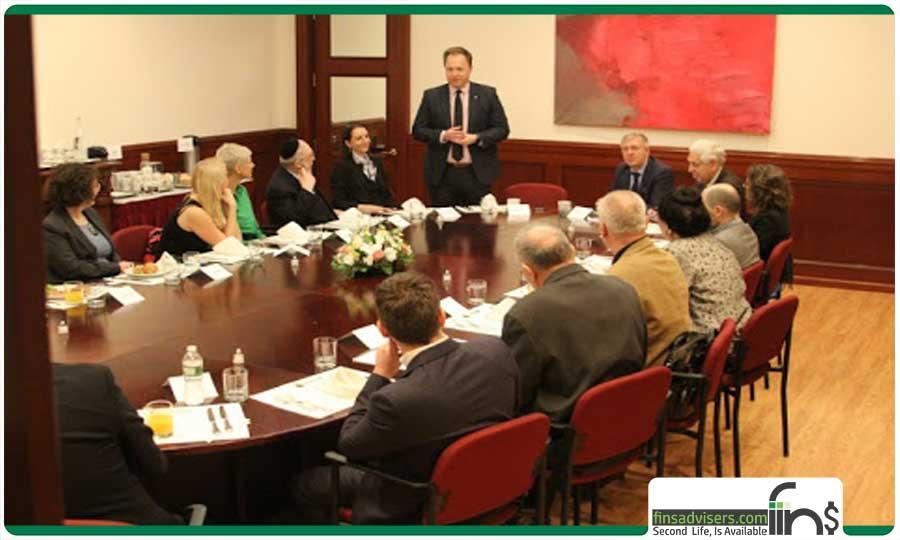 جلسات کاری در مجارستان