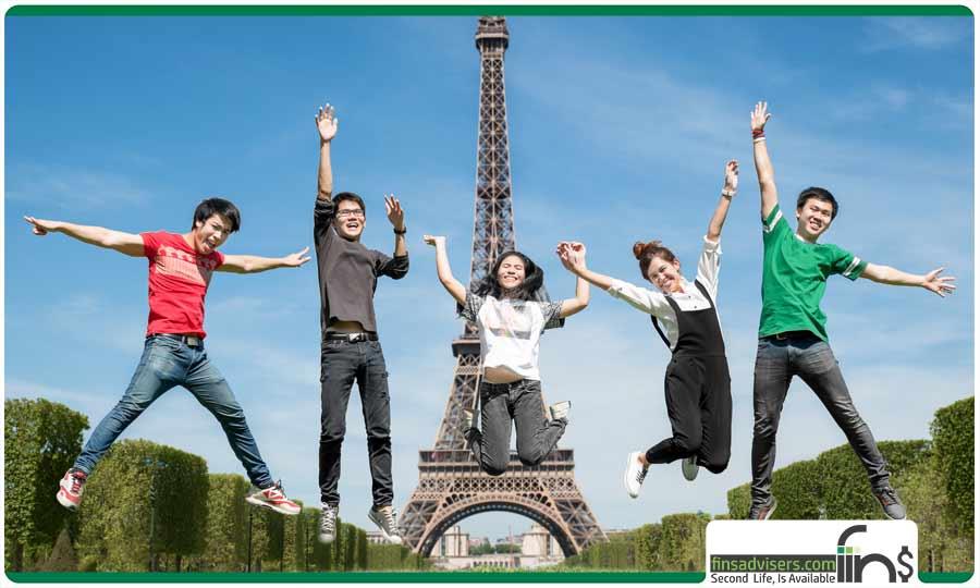 تفریح در فرانسه