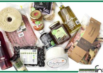 محصولات یونان
