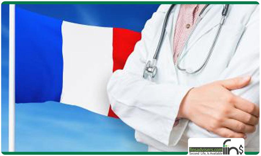 بهداشت و درمان در فرانسه