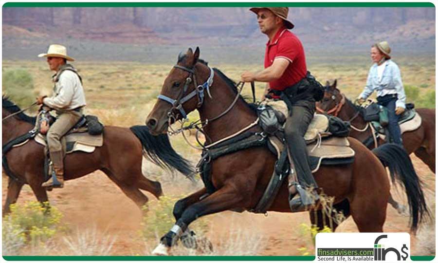 اسب سواری در مجارستان