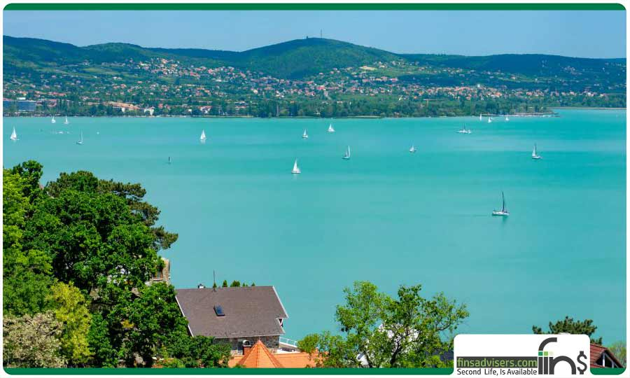 دریاچه ی هویز مجارستان