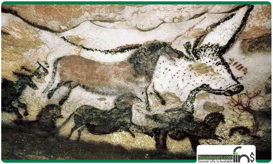 نقاشی های غار های ماقبل تاریخ در لاسکو