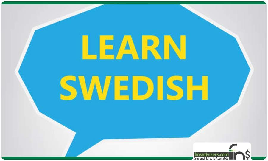 زبان سوئدی