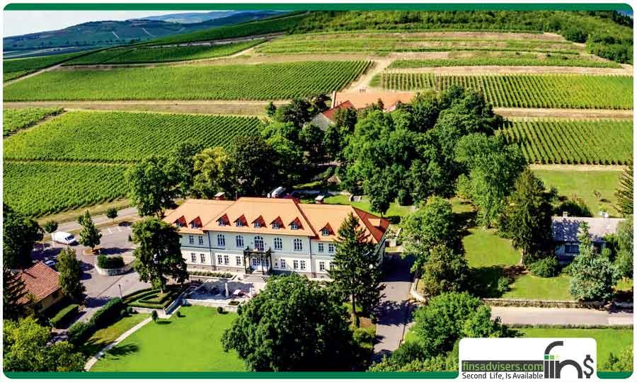 توکاج : منطقه ی تولید شراب