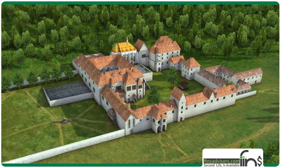کاخ سلطنتی ویزگراد مجارستان