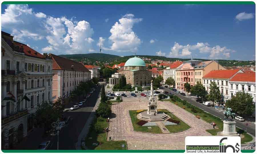 شهر پیس مجارستان