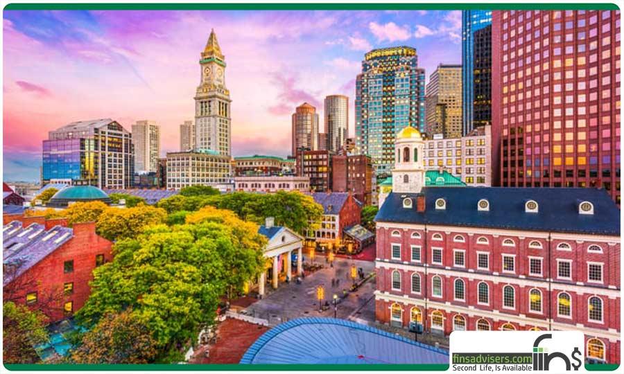 ۴. بوستون، ماساچوست
