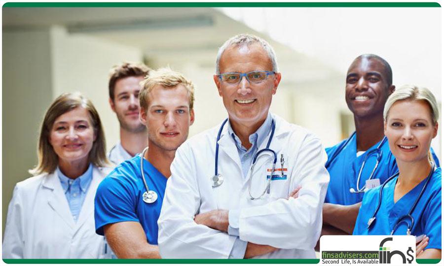 شغل بهداشت و درمان در کانادا