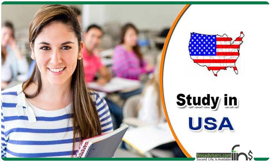تحصیل در ایالات متحده
