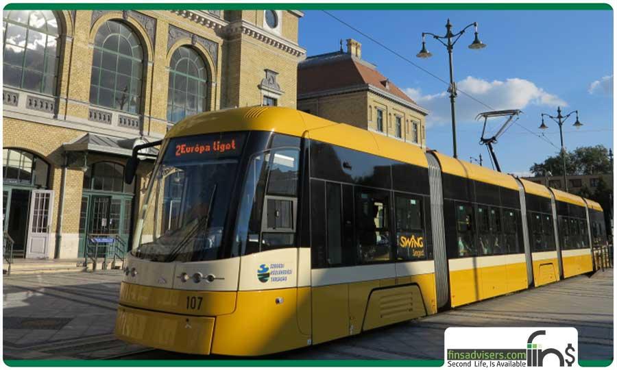 چگونه از حمل و نقل عمومی در مجارستان استفاده کنیم