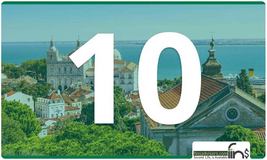 تحصیل در اروپا پرتغال