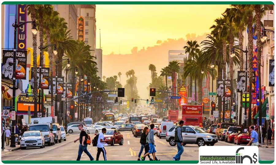 شهرهای برتر دانشجویی لس آنجلس امریکا