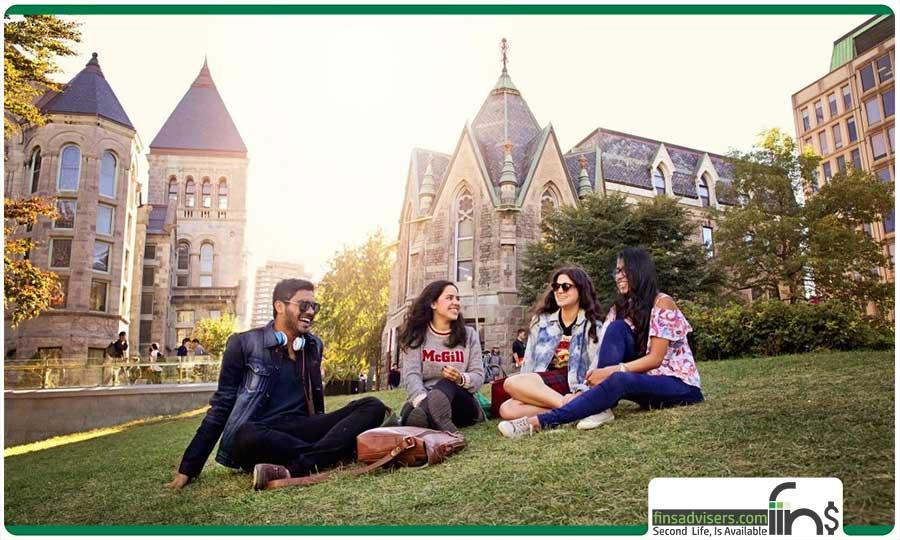 شهرهای برتر دانشجویی مونترال