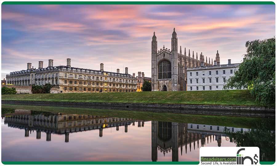 دانشگاه های معماری انگلیس : دانشگاه کمبریج