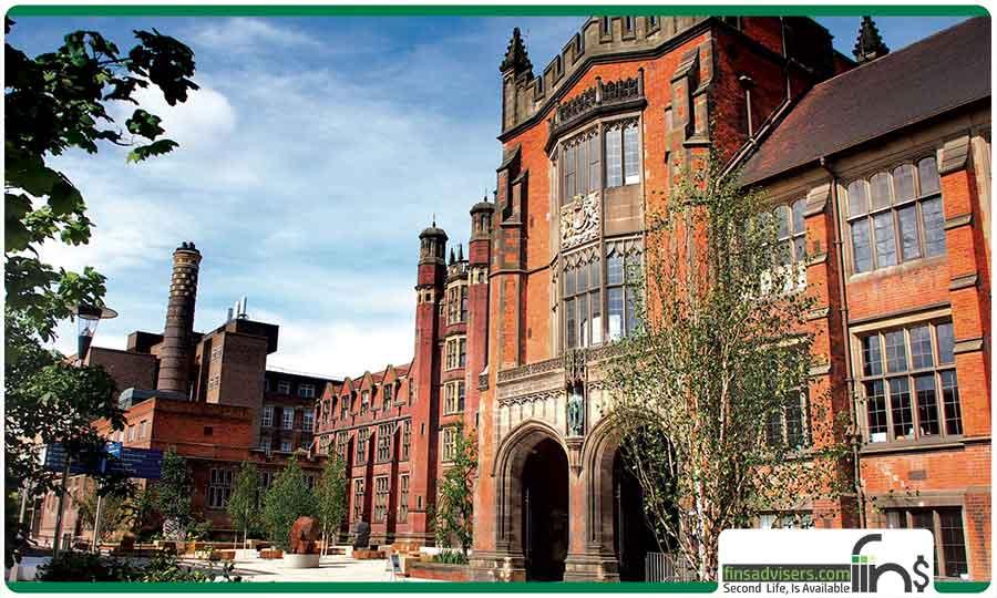 دانشگاه های معماری انگلیس : دانشگاه نیوکاسل