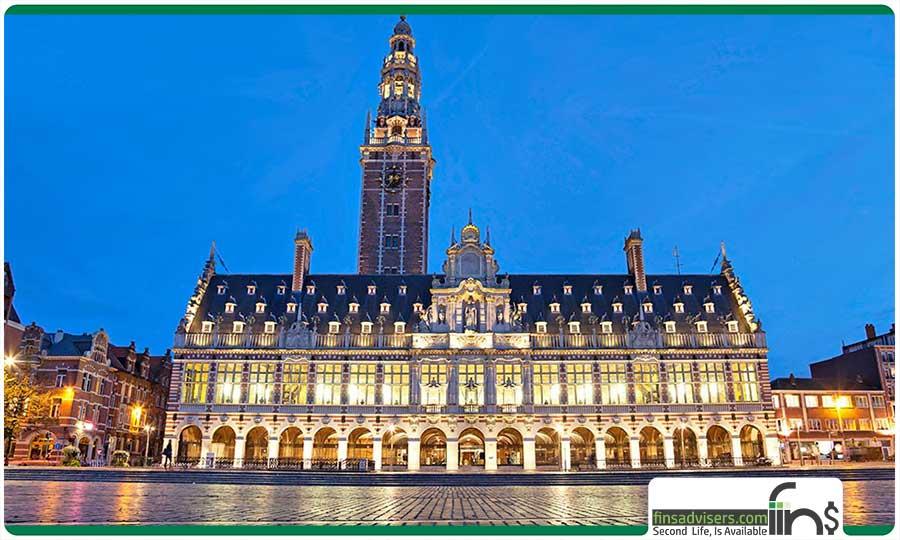 دانشگاه کاتولیک لون، بلژیک