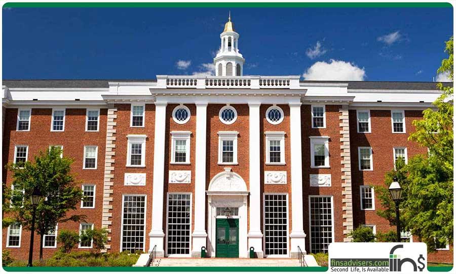 دانشگاه های مهندسی مکانیک هاروارد