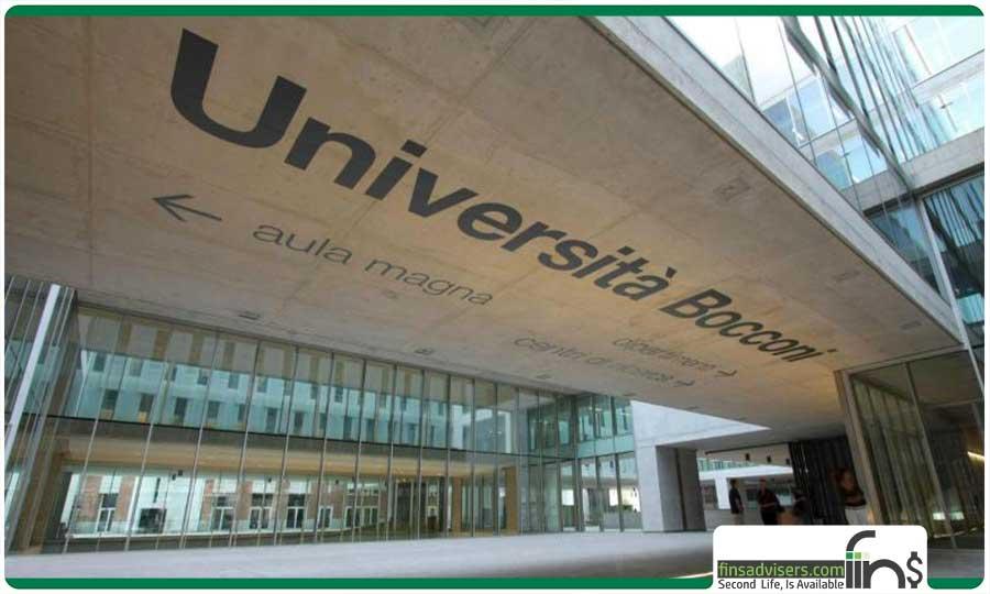 دانشگاه بوکونی ایتالیا