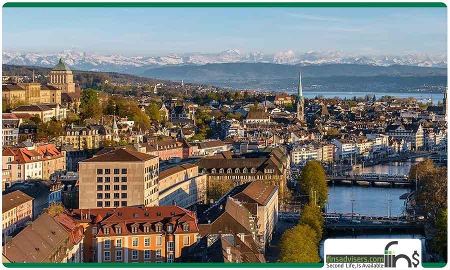 دانشگاه زوریخ، سوییس