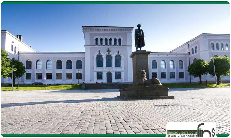 دانشگاه برگن نروژ