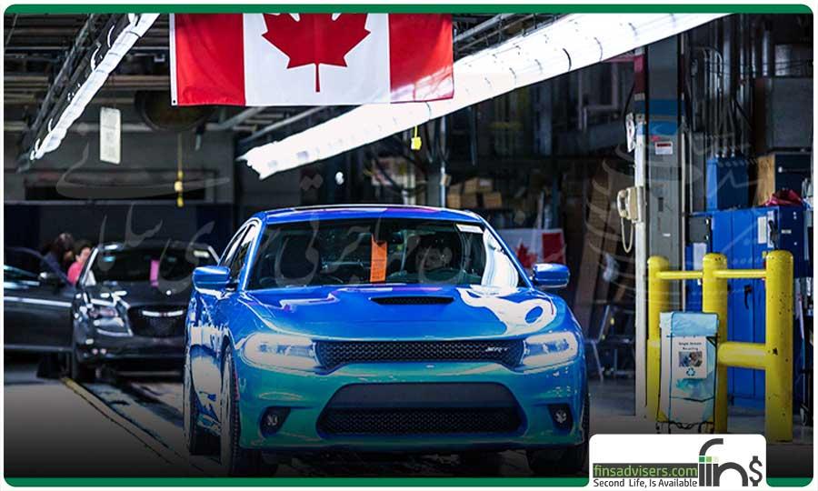 رشته طراحی خودرو در کانادا