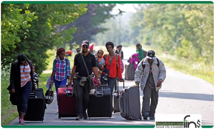 سیستم پناهندگی در کانادا