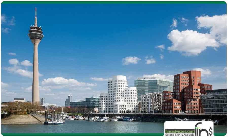 گران ترین شهر آلمان دوسلدورف